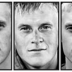 rostros soldados
