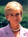 Diana de Gales a los 36 años